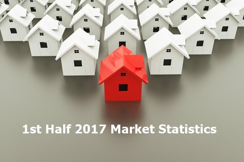 1st Half 2017 Market Statistics