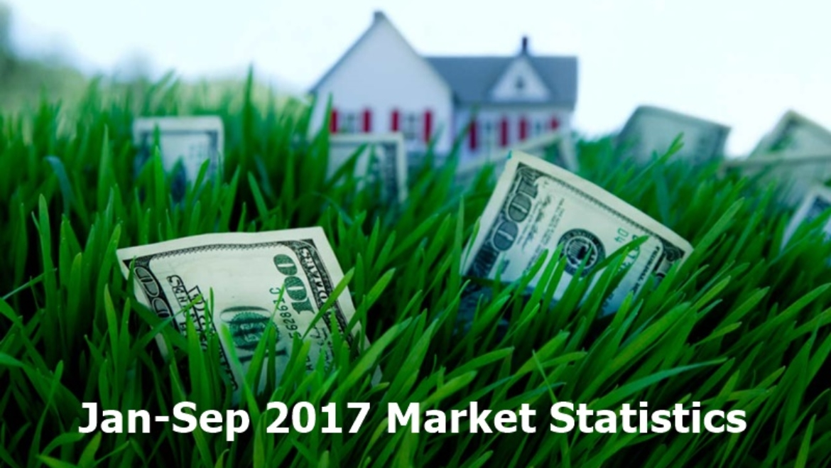 Jan-Sep 2017 Market Statistics
