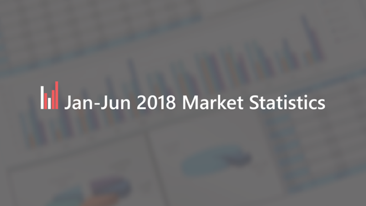 Jan-Jun 2018 Market Statistics