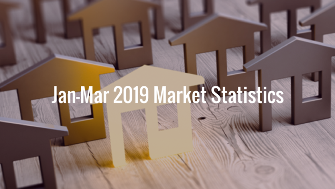 Jan-Mar 2019 Market Statistics